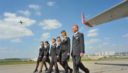 PrivatAir auxiliar de vuelo